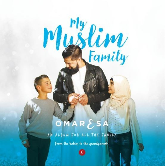 Omar Esa -My Muslim Family -  (Digital Downloads)